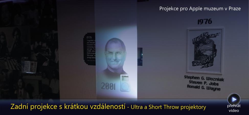 Short projekce